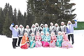 Зимняя спартакиада 2013
